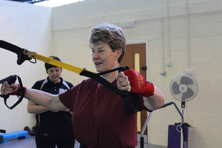 Big health and fitness Disability resource centre gym classes 3