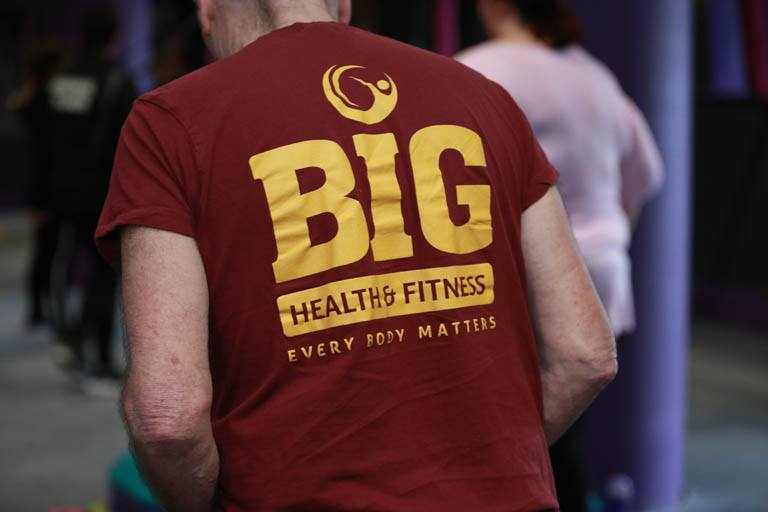 BIG Health and fitness community
