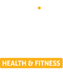 Big Health & Fitness Gym Logo