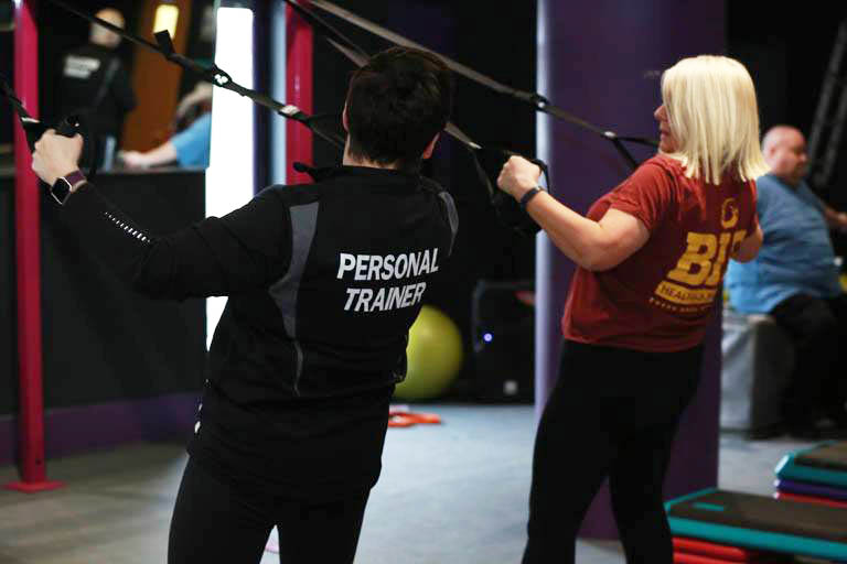 Big Health and fitness Luton gym our approach