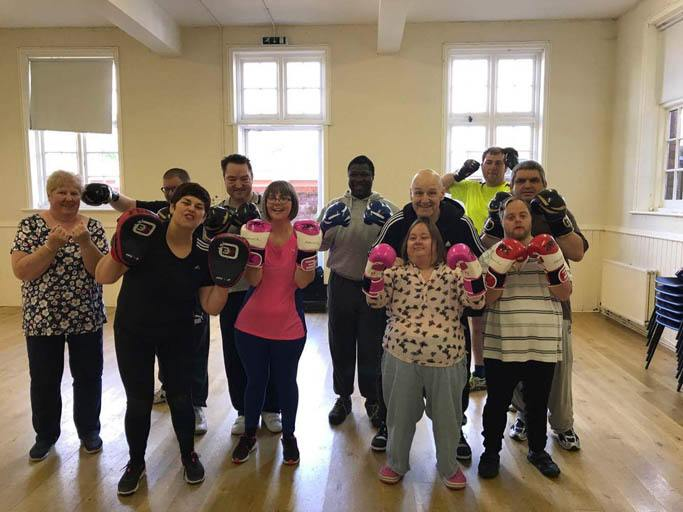 Big health and fitness Disability resource centre community